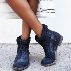 Free People | Faryl Robbin Dakota Combat Boots